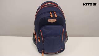 #Обзор спортивного рюкзака #Kite #Sport модель 814 коллекции 2018 года