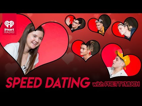 PRETTYMUCH Speed Dates With A Lucky Fan! | Speed Dating