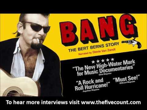 Bang! The Bert Berns Story - Brett Berns Interview
