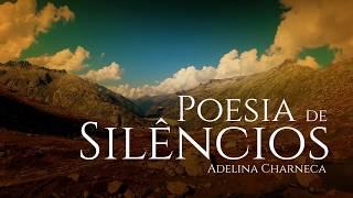 capa de Poesia de Silêncios de Adelina Charneca