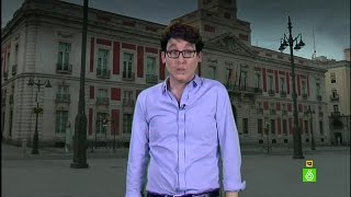 Joaquín Reyes es Íñigo Errejón: