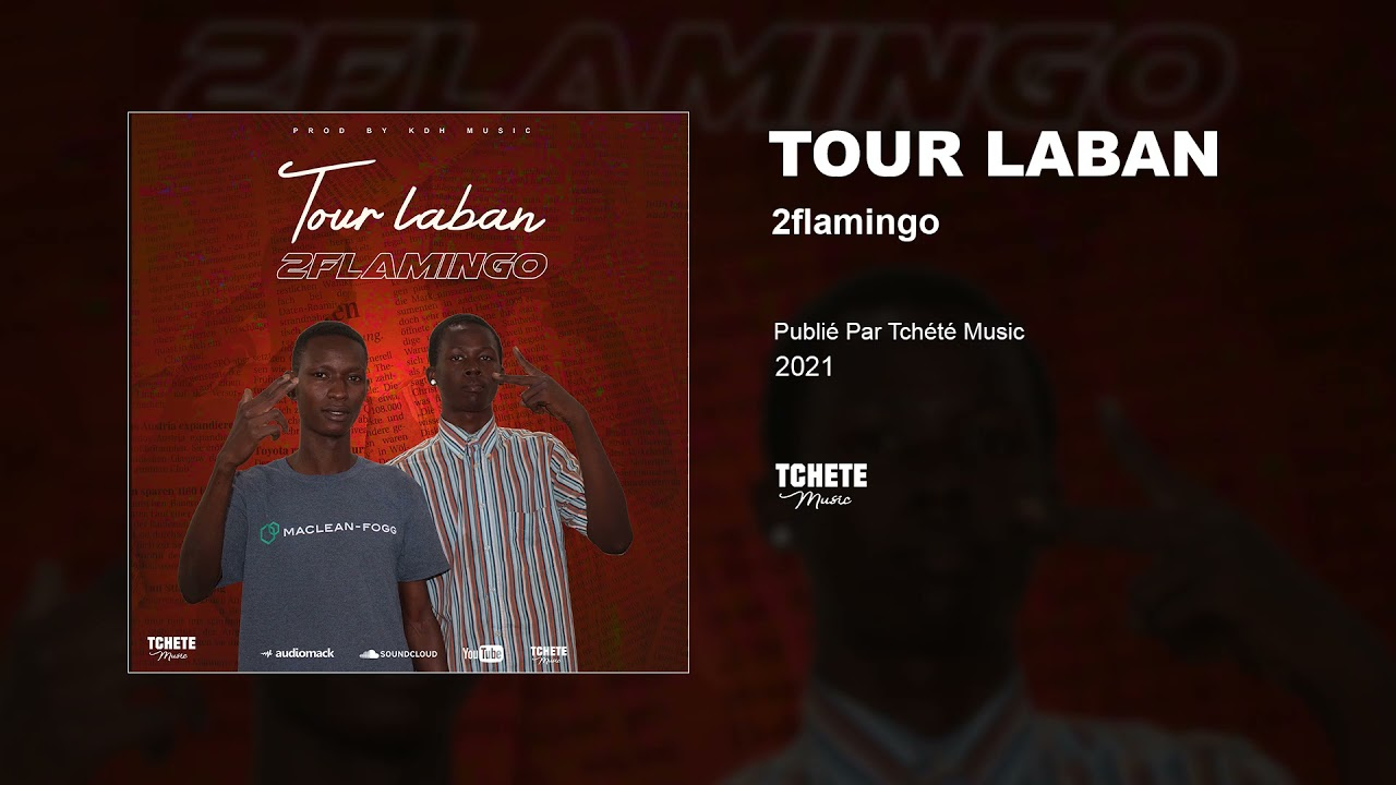 2FLAMINGO - TOUR LABAN