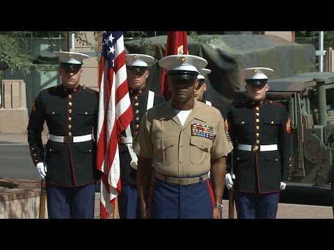 U.S. Marines are Phoenix Bound - Marine Week Announcement