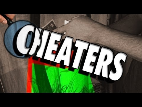 Cheaters Fake Magic Tricks - Tv Magic Revealed