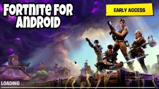How To Download and Verify Fortnite for Android[APK].100% Working