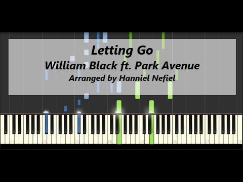 William Black Letting Go ft. Park Avenue (Advanced Piano Tutorial) thumbnail