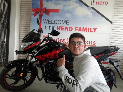 Hero Glamour 125cc FI BSVI Review 2019