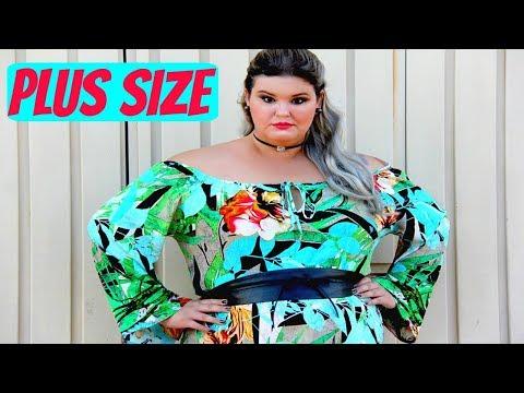 Tendências Plus Size para 2018 - Moda
