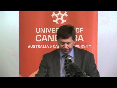 National Security Lecture - British High Commissioner, His Excellency Mr Paul Madden