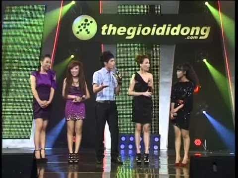 Song ca cùng thần tượng 2011 - Hồ Quỳnh Hương