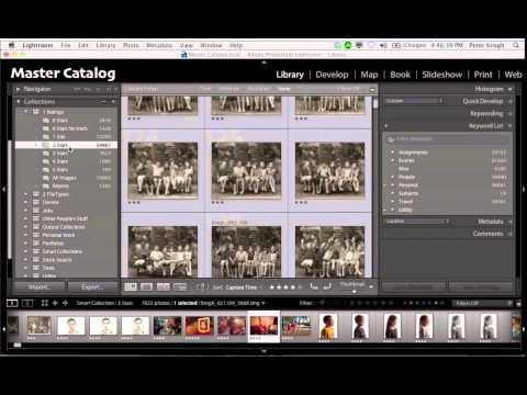 Mastering Lightroom Organization Peter Krogh