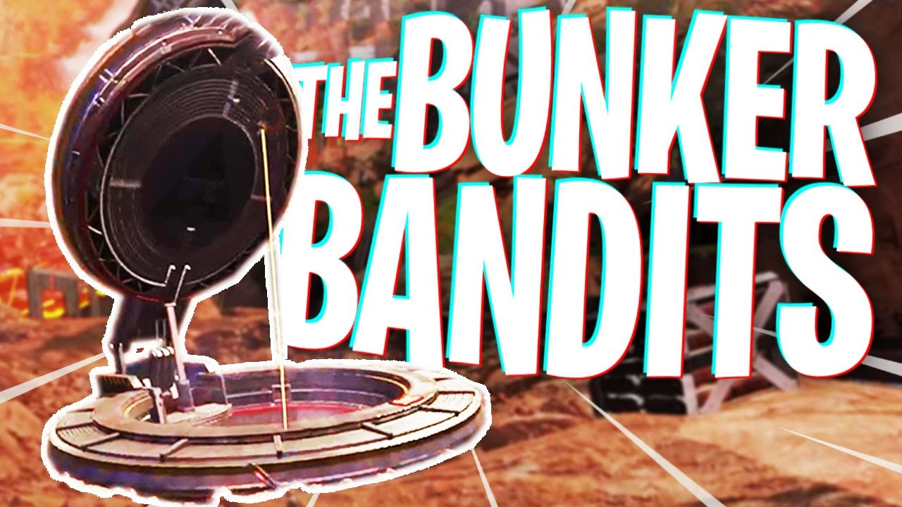 Apex Legends' New Villains: The Bunker Bandits - PS4 Apex Legends