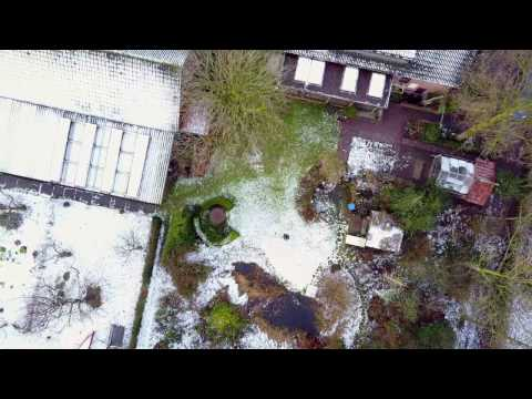 Flying in Nederweert-Eind, Nederland