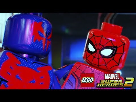 Thumbnail: LEGO MARVEL SUPER HEROES 2 All Spider-Man Scenes