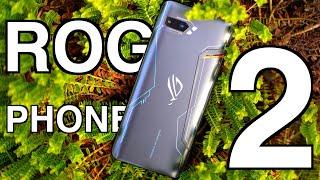 Asus ROG Phone 2 - telefon s tou nejlepší výbavou // Recenze CZ
