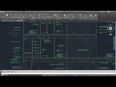 Autocad Starter Course 2015 -  Tutorial for beginners - First learn lesson 01 HD