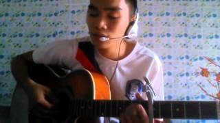 cover cơn mưa dĩ vãng ghitar
