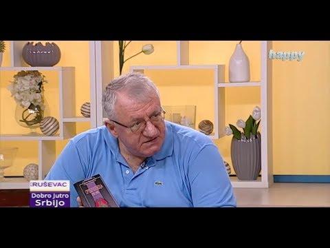 Војислав Шешељ у емисији 'Добро јутро Србијо' на ТВ Хепи