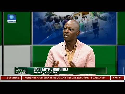 Experts Offer Ideas For Dealing With Insecurity In Nigeria Pt 3 | State Of The Nation |
