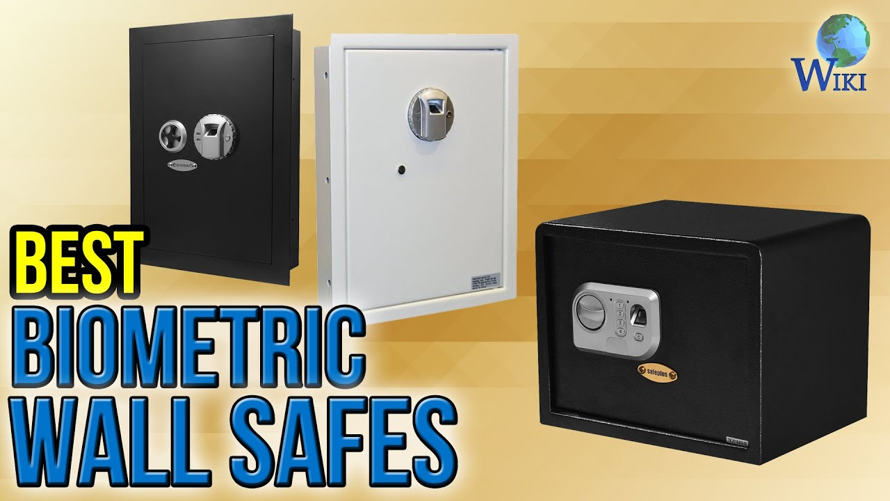 6 best biometric wall safes - Wall Safes