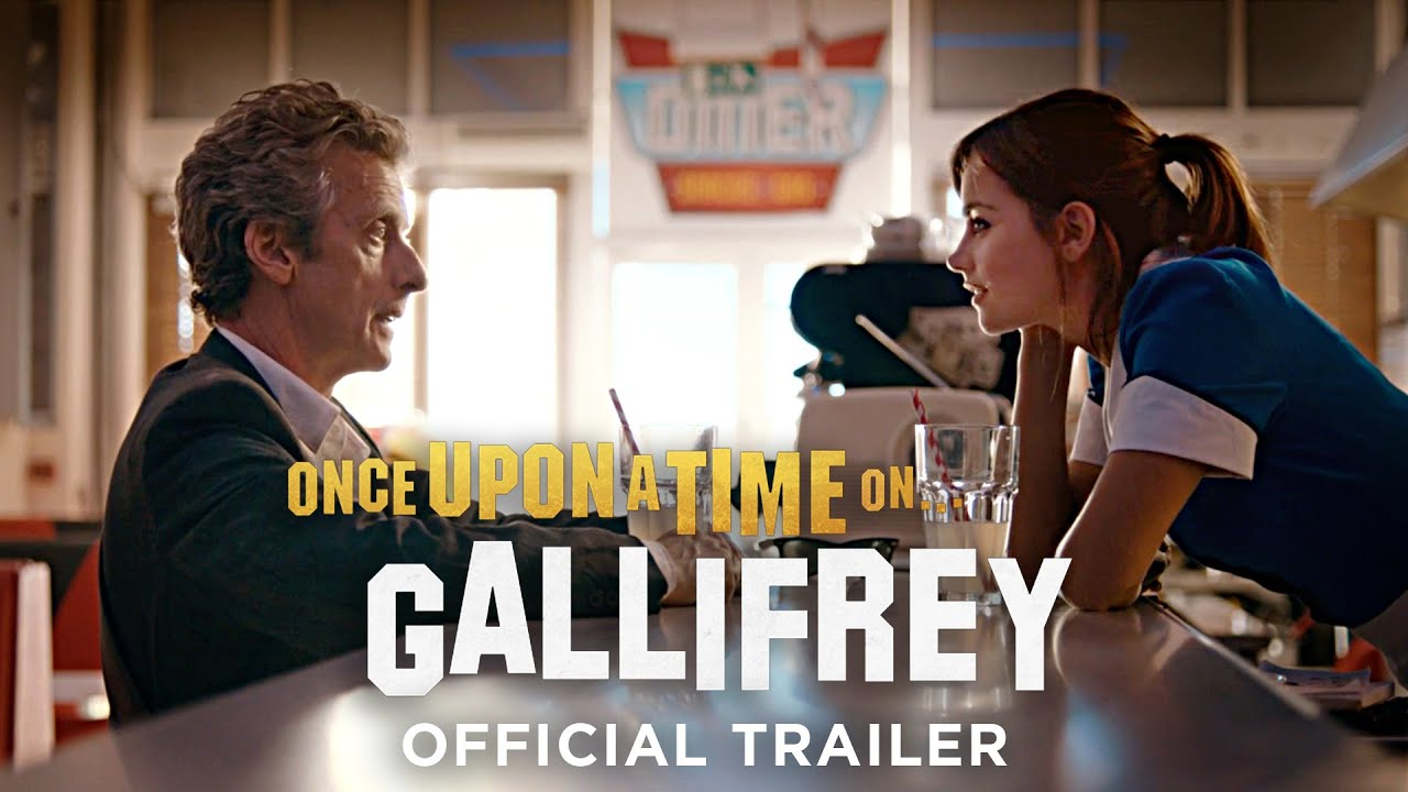 Once Upon A Time On Gallifrey - Official Trailer (HD)