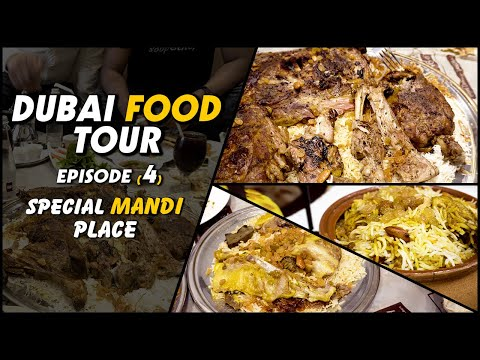 INSANE Mandi In DUBAI | Mandi Special Episode 4 By SooperChef (Dubai Food Tour)