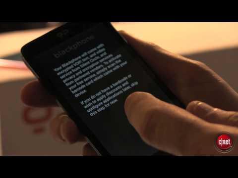 MWC 2014 : Geeksphone Blackphone