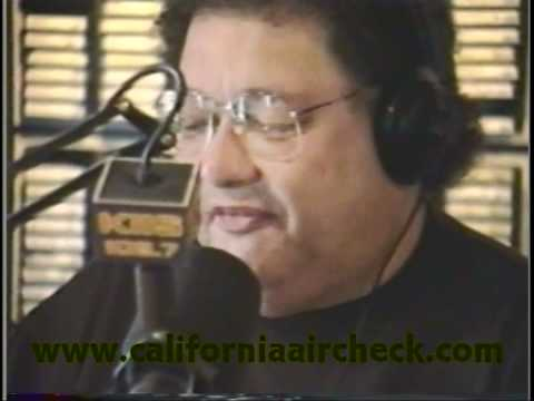 KIIS-FM Los Angeles Bruce Vidal 1995 California Aircheck Video