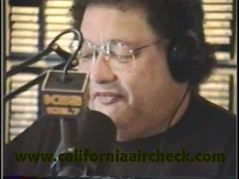 KIIS-FM Los Angeles Bruce Vidal 1995 California Aircheck Video