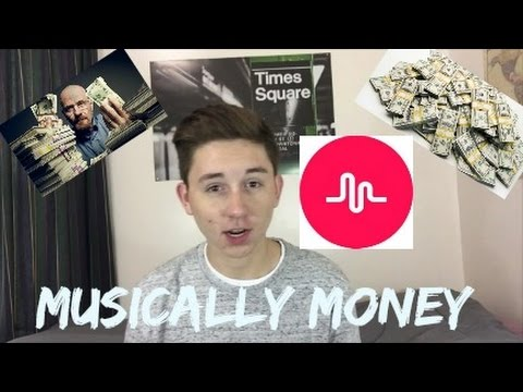 How to Make Money with Musically!