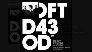 Harry Romero & Joeski featuring Shawnee Taylor