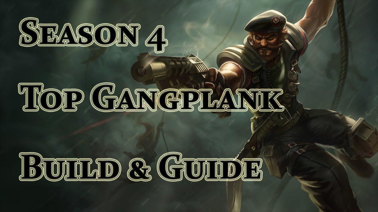 Gangplank Build Season