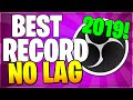 - HOW TO RECORD ROBLOX WITH OBS STUDIO AT 1080P 60FPS NO LAG! ROBLOX