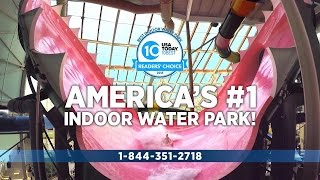 Aquatopia Voted America's Best Indoor Water Park