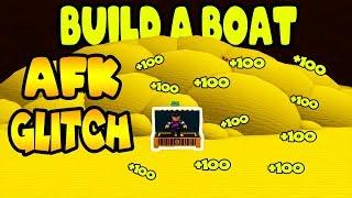 *NEW* AFK GOLD GLITCH! Build a Boat for Treasure ROBLOX