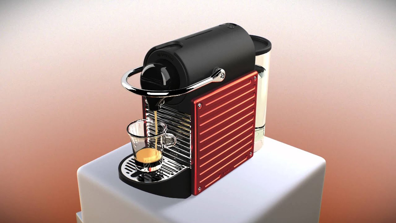 Nespresso pixie youtube - Machine a cafe nespresso ...