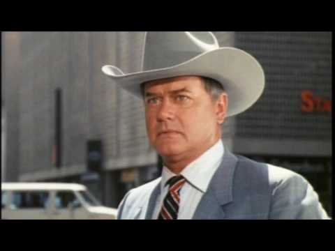 DALLAS - MURDER ATTEMPT ON J.R EWING