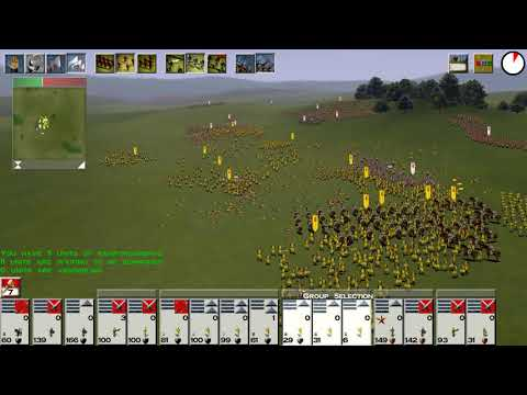 Medieval  Total War Why you dont rely on cheap garrisons |