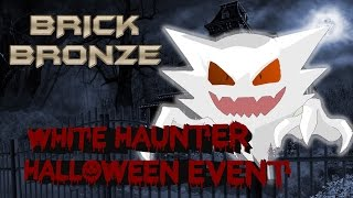 Roblox: Pokemon Brick Bronze - Halloween Event! - White Haunter!