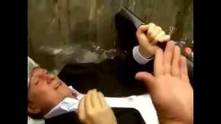 В Киеве бросили в мусорный бак депутата Рады Виталия Журавского