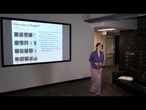 [Data Science YVR] How To (almost) Win At Kaggle - Kiri Nichol