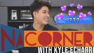 NA-CORNER SI KYLE BEFORE CHIN SAID YES 💜💜💜