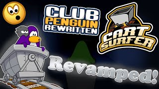 Revamped Cart Surfer + Stamp Ideas For Cart Surfer! - Club Penguin Rewritten