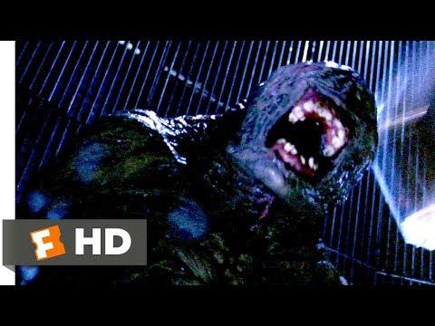 Doom (2005) - Hostile Activity Scene (4/10) | Movieclips