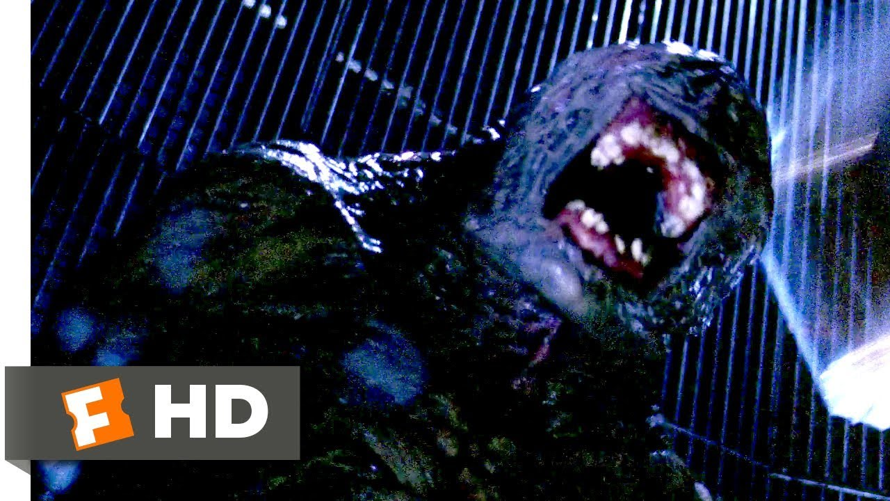 Doom (2005) - Hostile Activity Scene (4/10) | Movieclips