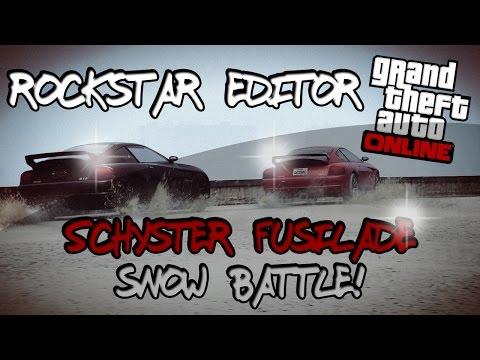GTA Online - Rockstar Editor PS4 -