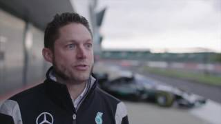 Interview with Richi Lane hid F1 Experience | AutoMotoTV