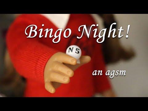 Bingo Night! an AGSM