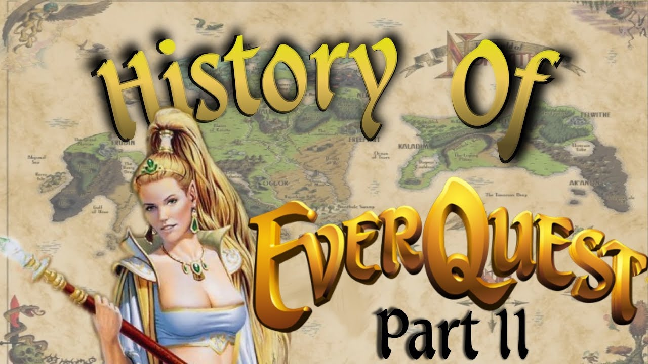 The History of EverQuest (part 2)