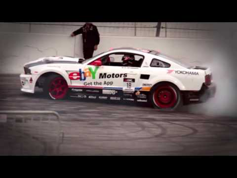 CraveOnline - Formula Drift Racing Music Video
